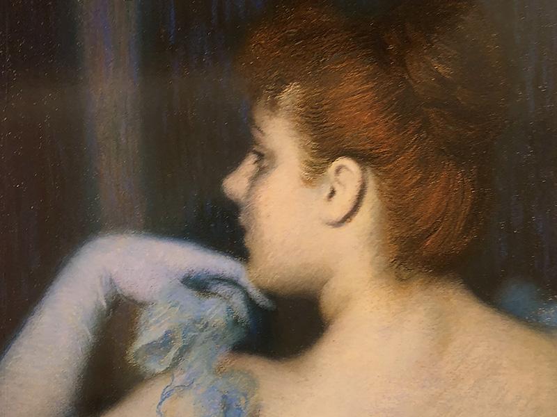 Federico Zandomeneghi. Impressionista Veneziano