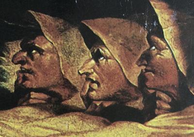 Triora, Anno Domini 1587