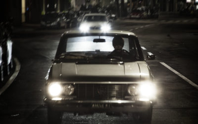 Un trailer concepito nel freddo inverno milanese