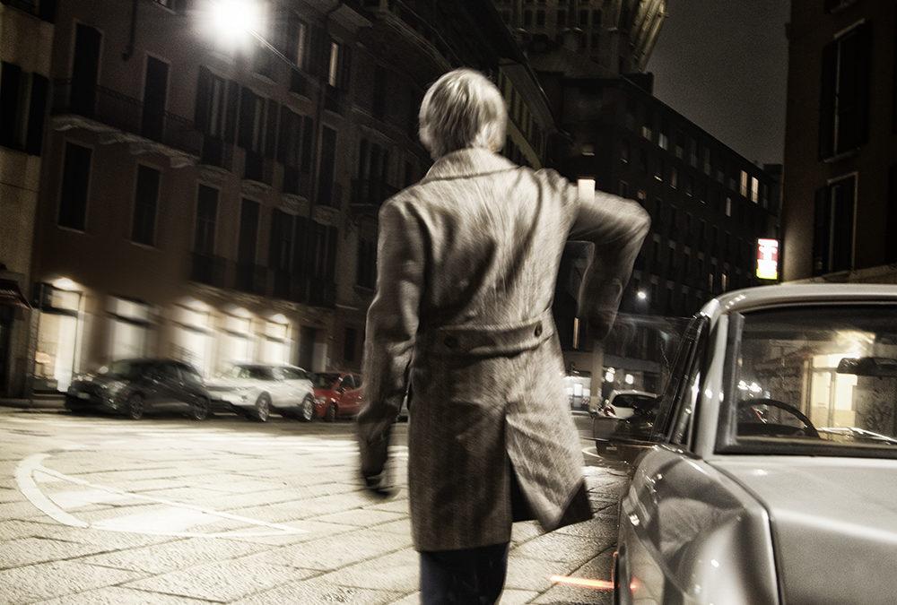 """Sui luoghi del romanzo noir """"Ultimo Tango a Milano"""" in compagnia di due personaggi molto particolari"""