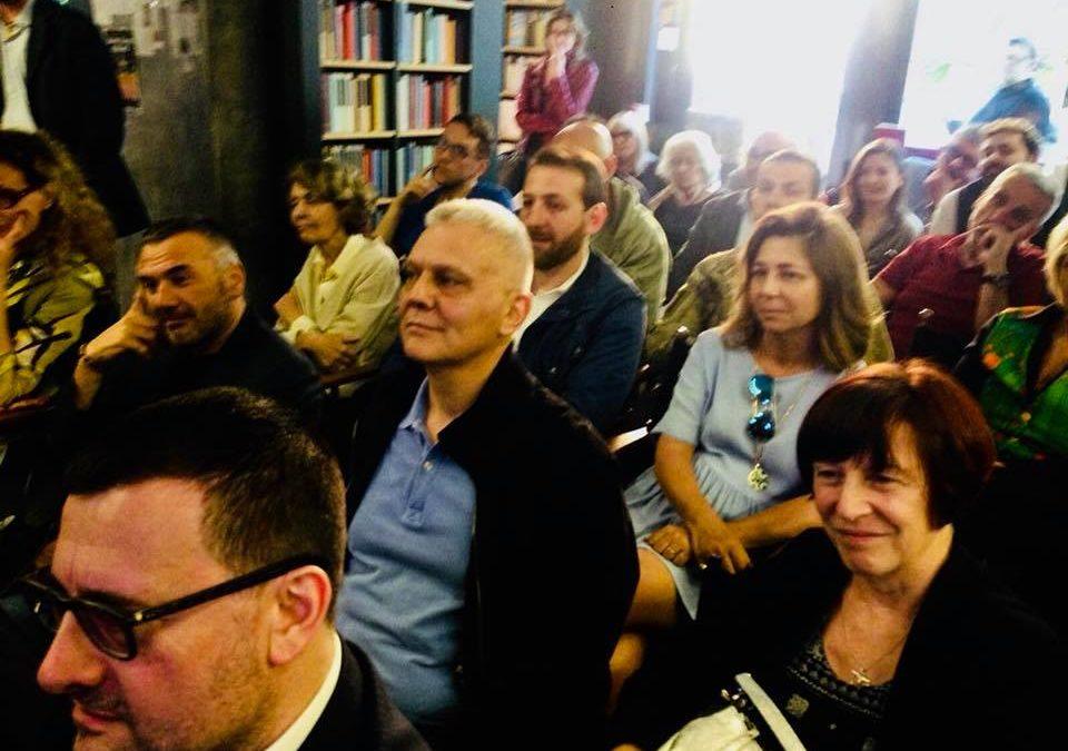 Ultimo tango a Milano…breve cronaca della prima presentazione milanese