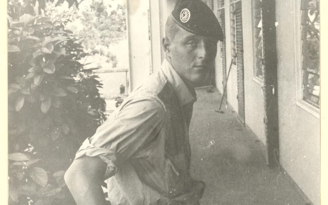 Accadde Domani. 30 giugno 1965. Robert Muller si prepara a lasciare il Congo