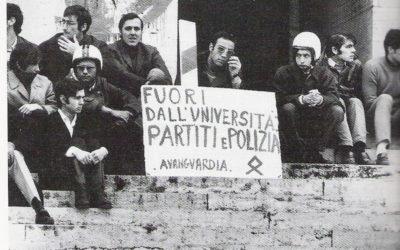 Accadde Domani. 5 giugno 1976. Lo scioglimento di Avanguardia Nazionale e la nascita dell'Avanguardia Nazionale clandestina