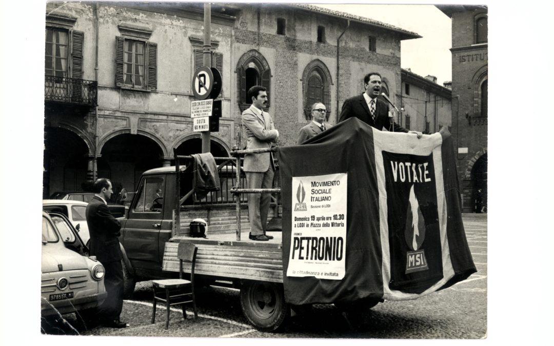 Accadde domani. 23 luglio 1977. Giancarlo Rognoni viene estradato dalla Spagna all'Italia