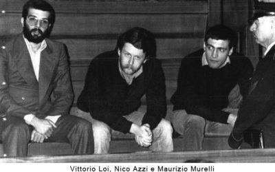 Accadde domani. 5 settembre 1974. Cesare Ferri si consegna per entrare in carcere