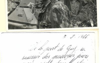 Accadde domani. 28 ottobre 1967. La morte del volontario Guy Leleup