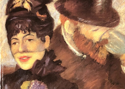 Federico Zandomeneghi. Un veneziano tra gli impressionisti