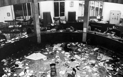 Accadde domani. 12 dicembre 1969. Giancarlo Rognoni e la strage di piazza Fontana. Una testimonianza inedita (Prima parte)