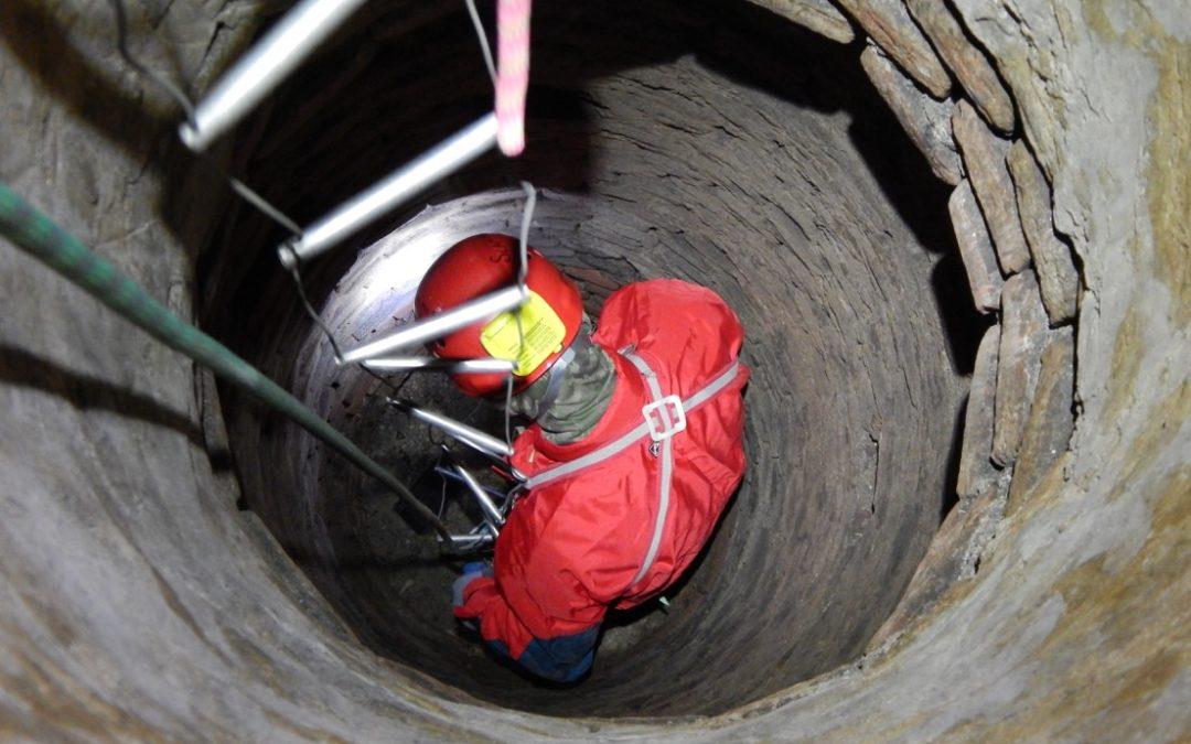 Itinerari sotterranei a Milano. Pozzo dell'Abbazia di Chiaravalle