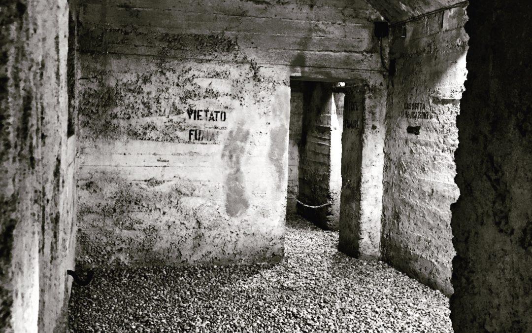 Itinerari sotterranei a Milano. Rifugio antiaereo N. 56