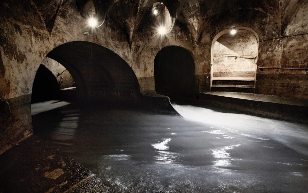 Itinerari sotterranei a Milano. I grandi collettori fognari