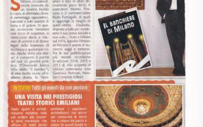 Sul settimanale Tutto arriva Il banchiere di Milano